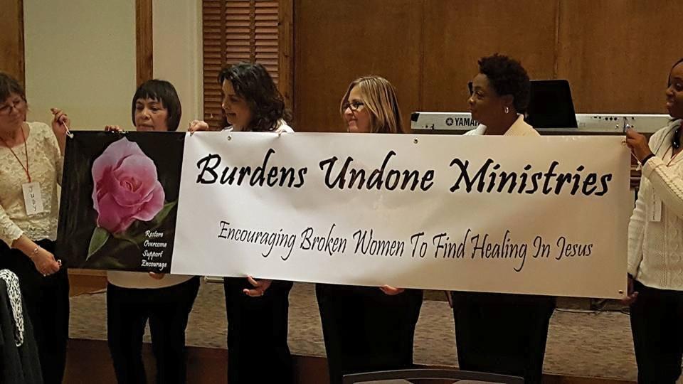 UnveilingofBurdensUndoneMinistry2015copy
